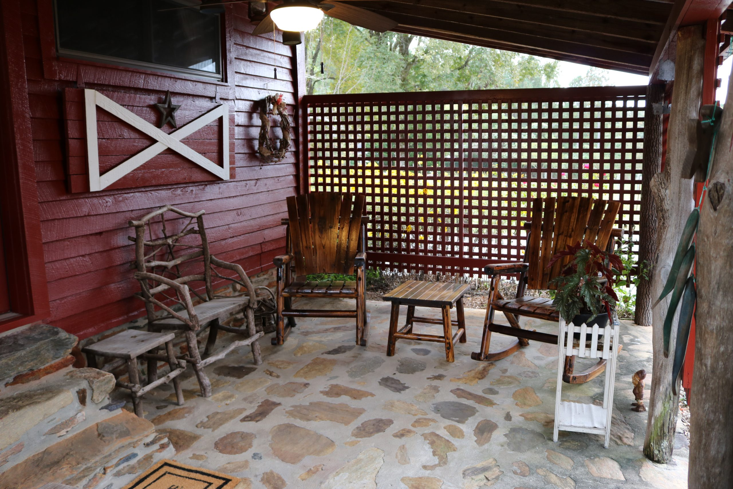 Corn Crib Porch 4