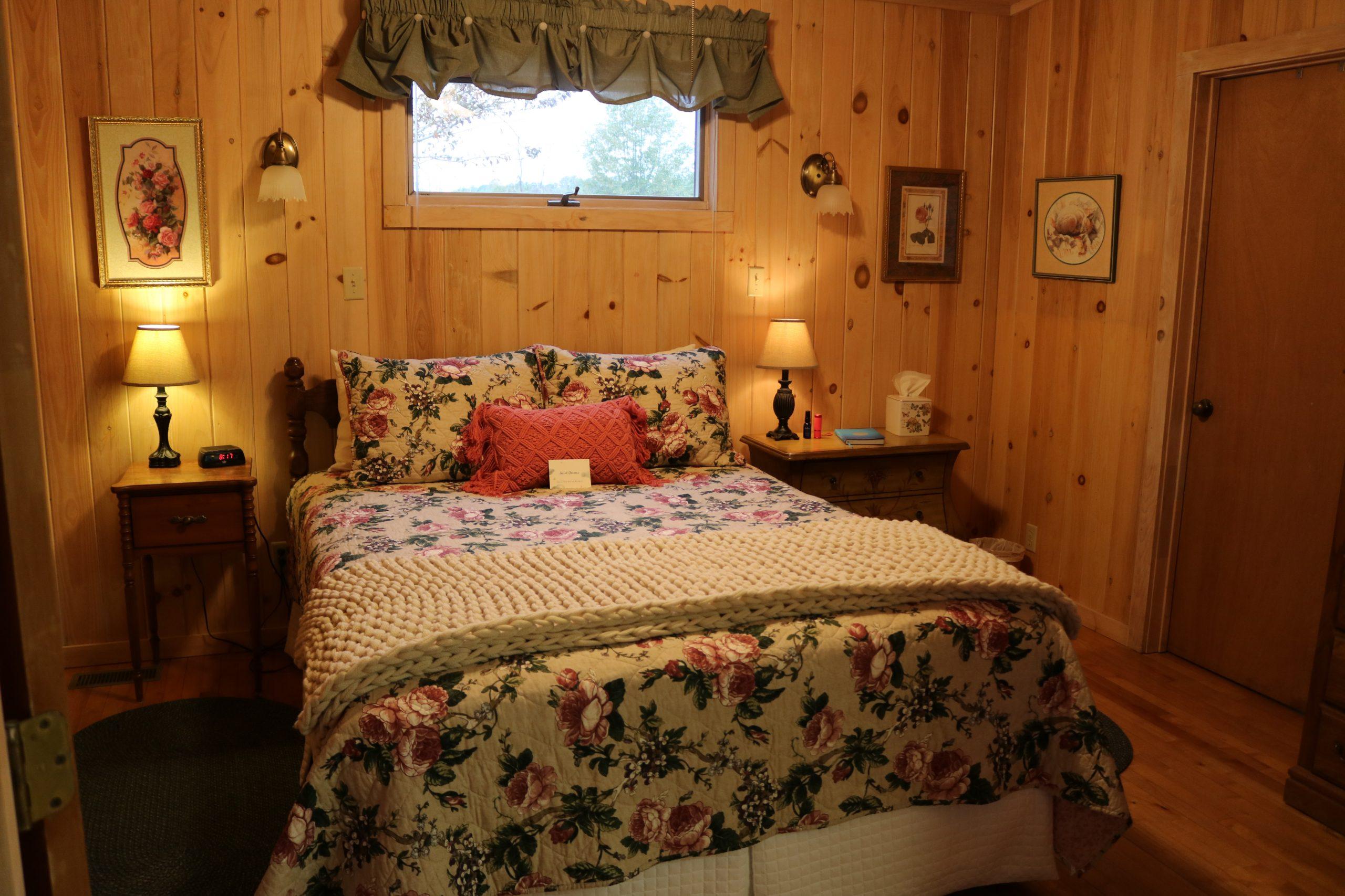 Rose Cottage Bed